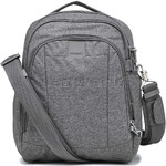 "Pacsafe Metrosafe LS250 Anti-Theft 11"" Laptop Shoulder Bag Tweed 30425"