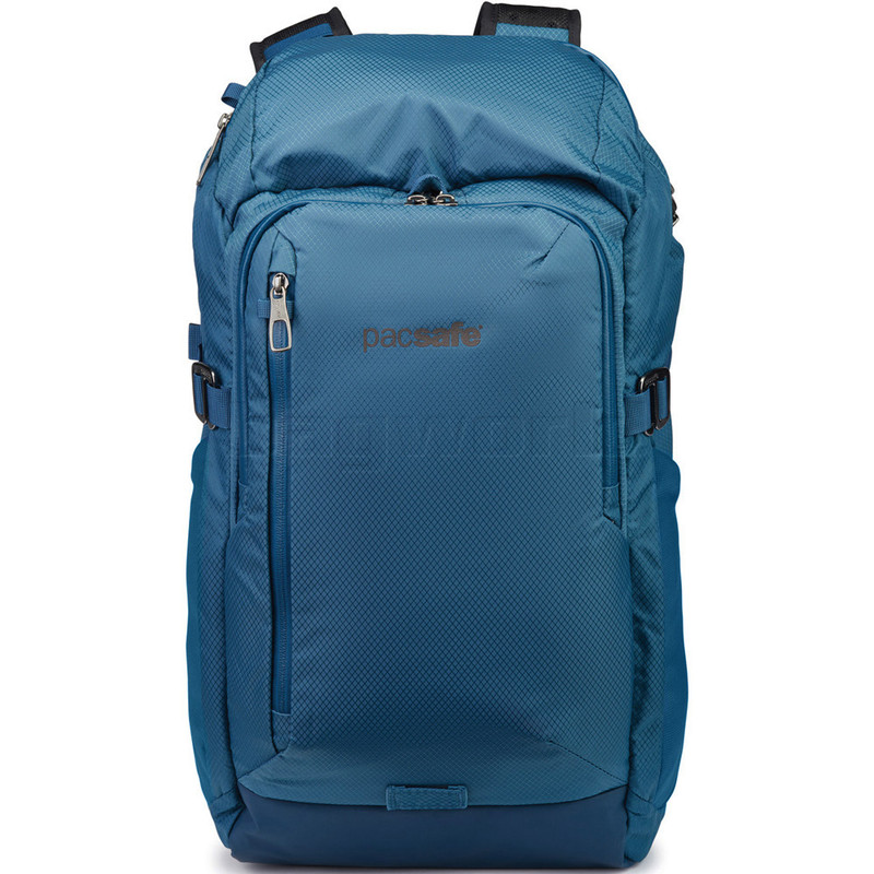 Pacsafe VentureSafe X30 Anti Theft Adventure Backpack Blue Steel ( 5 Year Warranty )