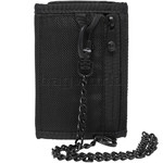 Pacsafe RFIDsafe Z50 RFID Blocking Tri-Fold Wallet Black 10600 - 1