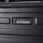 Lojel Cubo Extra Large 78cm Hardside Suitcase Black JCU78 - 7