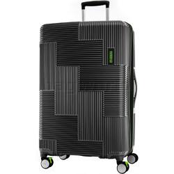 American Tourister Velton Large 81cm Hardside Suitcase Black 24732