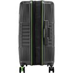 American Tourister Velton Hardside Suitcase Set of 3 Black 24732, 24731, 24734 with FREE Samsonite Luggage Scale 34042 - 2