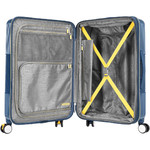 American Tourister Velton Hardside Suitcase Set of 3 Navy 24732, 24731, 24734 with FREE Samsonite Luggage Scale 34042 - 3