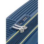 American Tourister Velton Hardside Suitcase Set of 3 Navy 24732, 24731, 24734 with FREE Samsonite Luggage Scale 34042 - 4