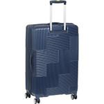 American Tourister Velton Large 81cm Hardside Suitcase Navy 24732 - 1