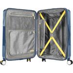 American Tourister Velton Large 81cm Hardside Suitcase Navy 24732 - 3