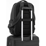 "American Tourister Zork 15.6"" Laptop & Tablet Backpack Black 19788 - 3"