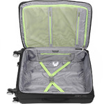 American Tourister Curio SS Medium 69cm Softside Suitcase Black 22701 - 4