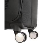 American Tourister Curio SS Medium 69cm Softside Suitcase Black 22701 - 7