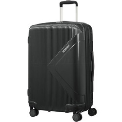 American Tourister Modern Dream Medium 69cm Hardside Suitcase Black 10081