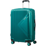 American Tourister Modern Dream Medium 69cm Hardside Suitcase Emerald Green 10081
