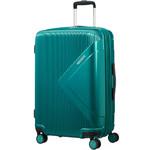 American Tourister Modern Dream Medium 69cm Hardside Suitcase Emerald Green 10081