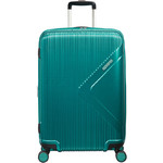American Tourister Modern Dream Medium 69cm Hardside Suitcase Emerald Green 10081 - 2