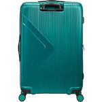 American Tourister Modern Dream Hardside Suitcase Set of 3 Emerald Green 10082, 10081, 22087 with FREE Samsonite Luggage Scale 34042 - 1