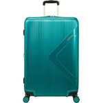 American Tourister Modern Dream Hardside Suitcase Set of 3 Emerald Green 10082, 10081, 22087 with FREE Samsonite Luggage Scale 34042 - 2