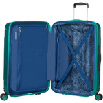 American Tourister Modern Dream Hardside Suitcase Set of 3 Emerald Green 10082, 10081, 22087 with FREE Samsonite Luggage Scale 34042 - 4