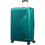 American Tourister Modern Dream Large 78cm Hardside Suitcase Emerald Green 10082