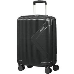 American Tourister Modern Dream Small/Cabin 55cm Hardside Suitcase Black 22087