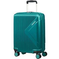 American Tourister Modern Dream Small/Cabin 55cm Hardside Suitcase Emerald Green 22087
