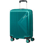 American Tourister Modern Dream Small/Cabin 55cm Hardside Suitcase Emerald Green 22087