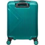 American Tourister Modern Dream Small/Cabin 55cm Hardside Suitcase Emerald Green 22087 - 1
