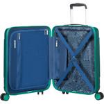 American Tourister Modern Dream Small/Cabin 55cm Hardside Suitcase Emerald Green 22087 - 3