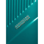 American Tourister Modern Dream Small/Cabin 55cm Hardside Suitcase Emerald Green 22087 - 7