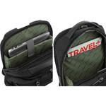 "American Tourister Essex 02 RFID Blocking 14.1"" Laptop Backpack Black 19794 - 4"