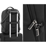 "American Tourister Essex 02 RFID Blocking 14.1"" Laptop Backpack Black 19794 - 6"