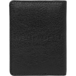 Vault Ladies' PU RFID Blocking Slimline Credit Card Holder Black W1013 - 1
