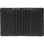 Vault Ladies' PU RFID Blocking Slimline Credit Card Holder Black W1013 - 2