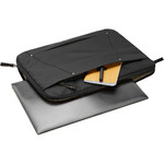 "Case Logic Deco 14.1"" Laptop Sleeve Black OS114 - 3"
