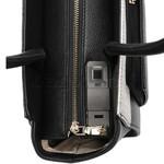 "FYB London Smart City RFID Blocking 12.5"" Laptop Handbag Black FY100 - 7"