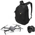 Case Logic Bryker Camera & Drone Medium Backpack Black BP104 - 4
