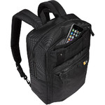 "Case Logic Bryker 14.1"" Laptop & Tablet Convertible Backpack/Tote Black BP114 - 5"
