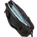 "Case Logic Bryker 11.6"" Laptop & Tablet Attaché Black YA111 - 5"