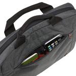 "Case Logic Era 11.6"" Laptop & Tablet Attaché Obsidian AA111 - 4"