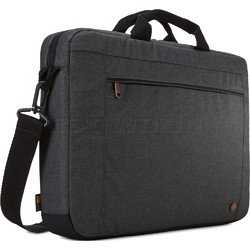 "Case Logic Era 15.6"" Laptop & Tablet Attaché Obsidian AA116"