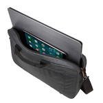 "Case Logic Era 15.6"" Laptop & Tablet Attaché Obsidian AA116 - 3"