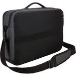 """Case Logic Era 15.6"""" Laptop & Tablet Hybrid Briefcase/Backpack Obsidian CV116 - 1"""
