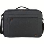 """Case Logic Era 15.6"""" Laptop & Tablet Hybrid Briefcase/Backpack Obsidian CV116 - 3"""