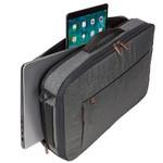 """Case Logic Era 15.6"""" Laptop & Tablet Hybrid Briefcase/Backpack Obsidian CV116 - 4"""