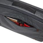 """Case Logic Era 15.6"""" Laptop & Tablet Hybrid Briefcase/Backpack Obsidian CV116 - 6"""