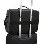 """Case Logic Era 15.6"""" Laptop & Tablet Hybrid Briefcase/Backpack Obsidian CV116 - 7"""