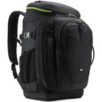 "Case Logic Kontrast PRO DSLR Camera, Drone, 15.6"" Laptop & Tablet Backpack Black DB101"