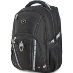 "High Sierra Vuna 15.6"" Laptop & Tablet Backpack Black 06499"