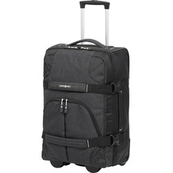 Samsonite Rewind Small/Cabin 55cm Wheel Duffle Black 23266