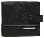 Cellini Dublin Men's Leather Wallet Black EX322