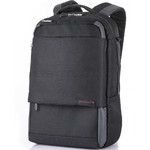 "Samsonite Marcus Eco 12.1-15.6"" Laptop & Tablet Backpack Black 22555"