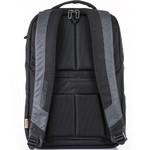 "Samsonite Marcus Eco 12.1-15.6"" Laptop & Tablet Backpack Black 22555 - 1"